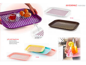 Double Color Tray