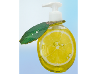 LARA LIQUID HAND SOAP 350 ML  LEMON