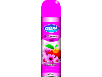 OZON AIR FRESHENER 300ML PEACH